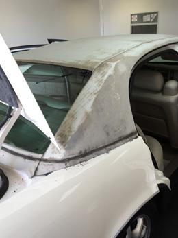 car upholstry